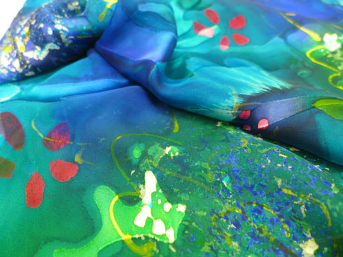 Exotic Silks - Wholesale Silk Fabric at Low Prices