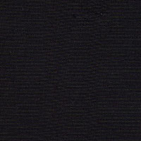 "Spun Broadcloth, 42"" - 45"" - (154X) B Grade - Black/White Threads"