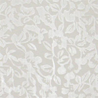 "Devore Satin, 45"", Morning Glory - (000) Natural White"