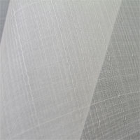 "6MM ""Square"" Organza, 60"" - (102) Ivory"